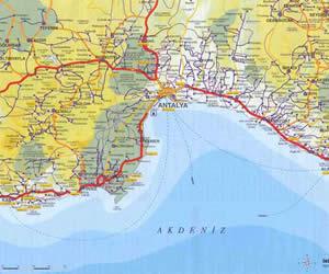 Antalya Bodrum Arası Kaç Kilometre Onikibilgicom