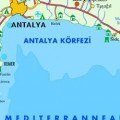 Antalya Burdur Arası Mesafe Bilgileri