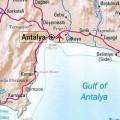 Bursa Antalya Kaç Kilometre?