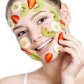 Meyvelerle Yapılan Yüz Maskeleri