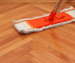 Ev yapımı ahşap temizleyicisi